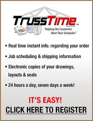 Truss Time Banner Large