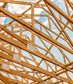 Abc truss products floor trusses engineered wood and for Pre engineered trusses